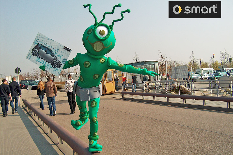 schareinprojekt-promotion-smart-messe-maskottchen-iaa-frankfurt-ami-leipzig-event